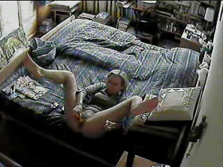 spy cam under wife