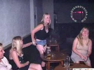 naughty woman likes to lick teenager stripper