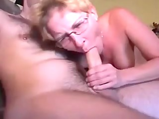 german babe penis tasting and doggyfucked