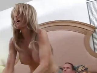 beautiful elderly lady charlotte enjoys an butt