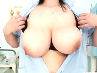giant boobs amateur cougar girl zora playing her