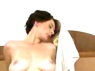 cheating busty angel in hotel