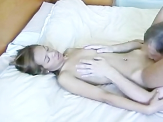 banging hony asian cheating babe in a hotel room