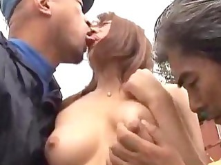 woman fingered and banged by guy during guy