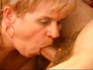 granny gets a oral full