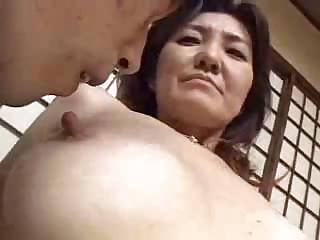 japanese lady and son 11