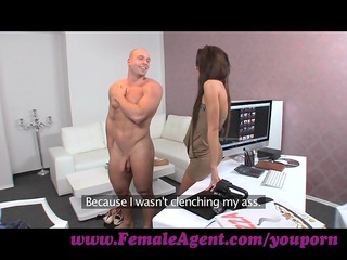 femaleagent. the sexiest woman agent youve yet to