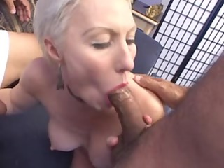 extremely impressive old pierced by 2 dudes
