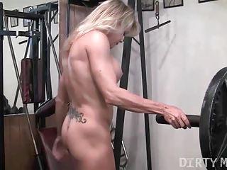 mandy k - older blonde prettie