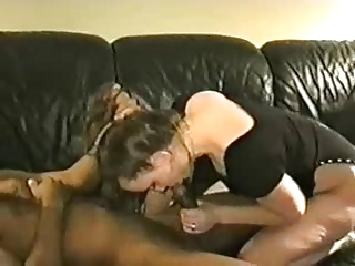 creamy ashen wife gets a pie from her bbc