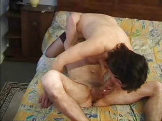 maid grown-up babe kitty and anal fuck