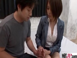 wonderful japanese super grown-up babe obtain