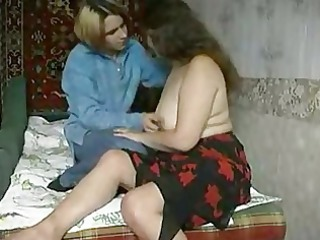 hidden cam caught mature chick banged by young man