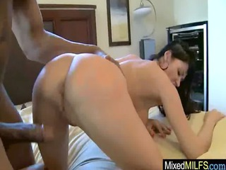chick own fucked uneasy by brown libido clip-12