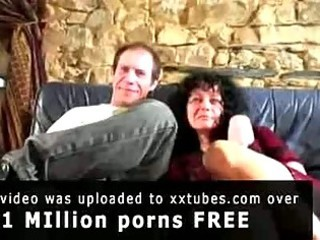 french cougar gangbanged