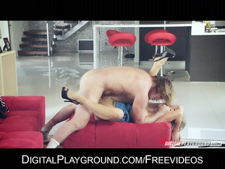 awesome woman tanya tate is eaten out and