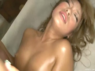 sweet and sassy rumikas hirsute vagina fingered