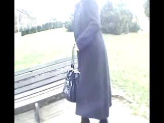 a walk into the park