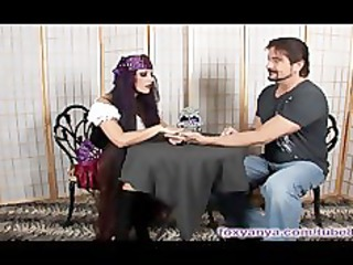 horny gypsy foresees tasting and drilling