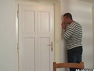 elderly jumps on son in laws libido
