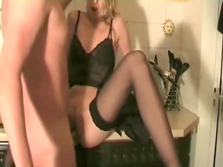 sweet pale in nylons dining lodging counter bang