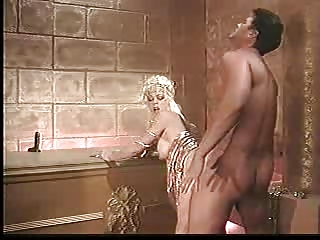 blond cougar gang-banged difficult inside