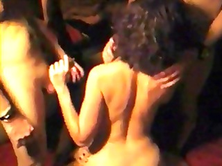 wife bang into swing bar (wish mine would)