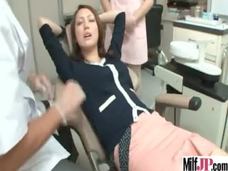 super milf japanese mature babes obtain tough
