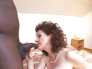 mega bushy milf drill inexperienced black guy