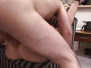 wonderful albino milf analed