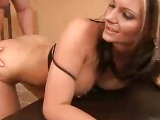 lady phoenix maria takes drilled from behind and