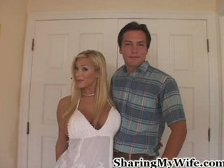 shyla stylez - sharing my wife