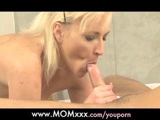 girl young stud fucks his older babe lover