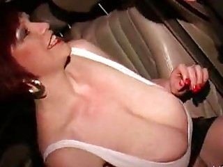 mature babe with giant chest suck strangers