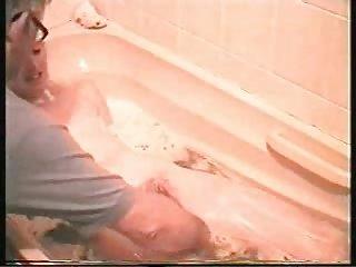 old shower
