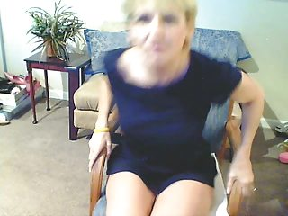 mature babe play and denial