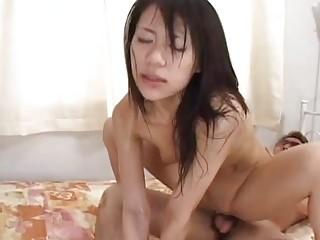 awesome mature babe riku shiina adores to engage