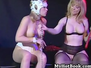 amanda mills is a awesome submissive bleached