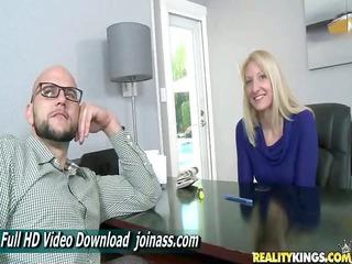 bridget blonde with super anal copulates