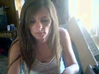 mature babe masturbates on webcam