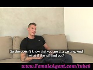 femaleagent. nymphomaniac stripper delights