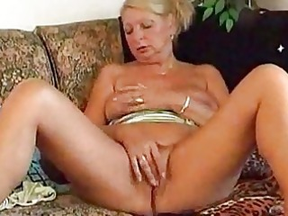 old tanja sex toys and cums at house