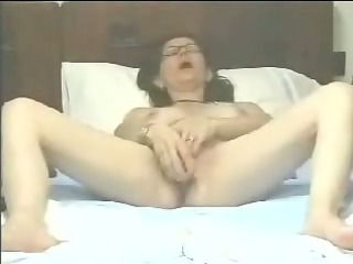 angel masturbation