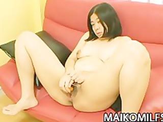japan milf haruka fukuda driving a uneasy dick