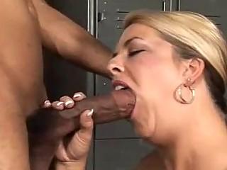 your milf licks dark cock 03