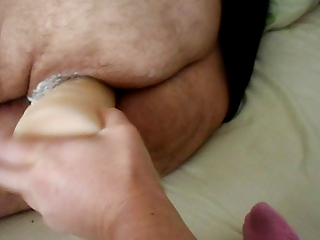 housewife strapon large dildo