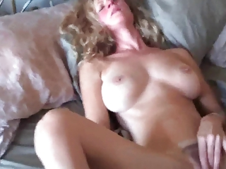 hot milf masturbate.. enormously hot