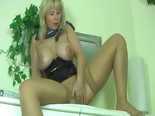 older german squirter slut