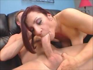 redheaded old proves she's got what it acquires