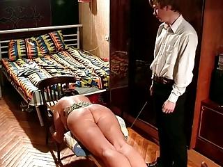 lady punished